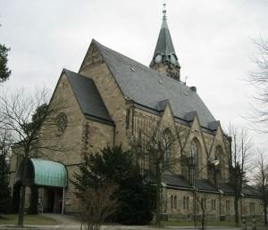 Pastor Felmberg Grunewaldkirche