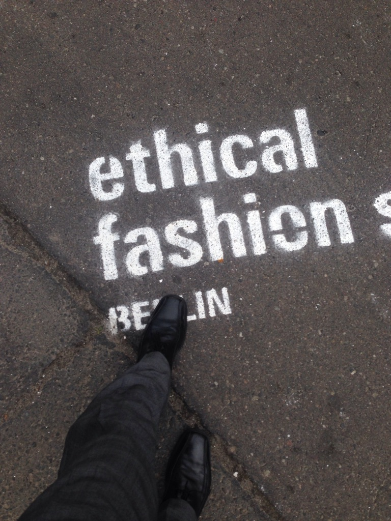 Ethical Fashion Show Berlin © Bernhard Felmberg