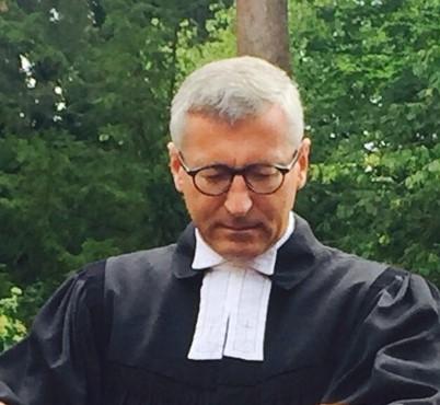 Pfarrer Dr. Bernhard Felmberg