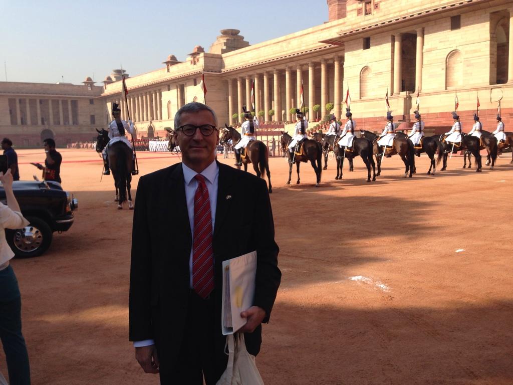 Reise nach Indien 2015