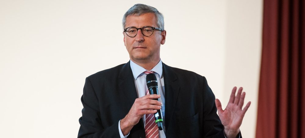 Ministerialdirigent Dr. Bernhard Felmberg